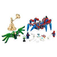 Image of Spider-Man's Spider Crawler Playset by LEGO # 1