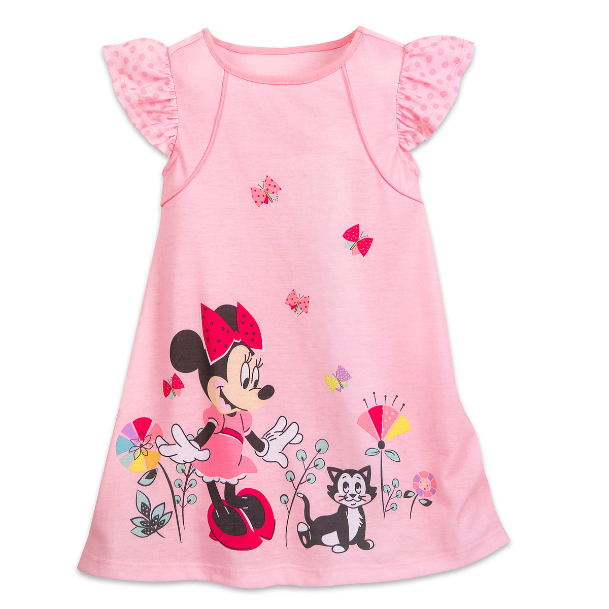 minnie mouse nightshirt for girls shopdisney