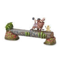 Image of The Lion King ''Carefree Camaraderie'' Figurine by Jim Shore # 4