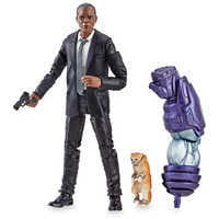 Image of Nick Fury Action Figure - Legends Series - Marvel's Captain Marvel # 1