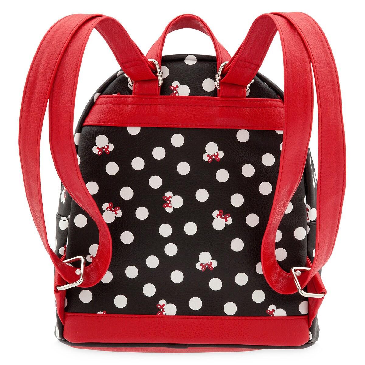 12342dc2f75d Minnie Mouse Mini Backpack - Adults