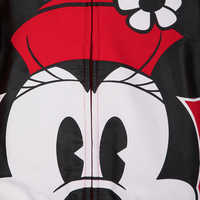 Image of Minnie Mouse Zip-Up Hoodie for Kids - Personalized # 4