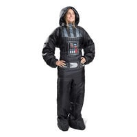 Image of Darth Vader Wearable Sleeping Bag - Selk'bag - Adult # 3