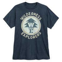 Image of Up ''Wilderness Explorer'' T-Shirt for Men # 1