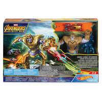 Image of Avengers vs. Thanos Hot Wheels Character Cars Set - Marvel's Avengers: Infinity War # 4
