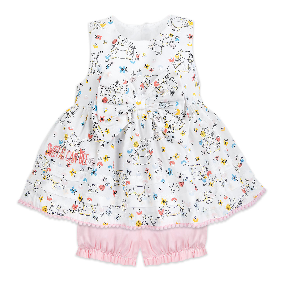 1f27f9e34 Product Image of Winnie the Pooh Dress and Bloomer Set for Baby # 1