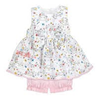Image of Winnie the Pooh Dress and Bloomer Set for Baby # 1