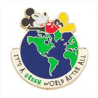 Image of Mickey Mouse Earth Day Pin 2019 # 1