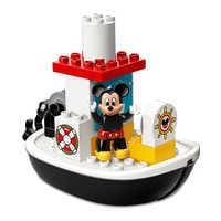 Image of Mickey Mouse Boat Duplo Playset by LEGO - Mickey and the Roadster Racers # 2