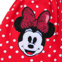 Image of Minnie Mouse Red Polka Dot Dress for Baby # 6