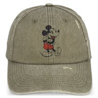 Mickey Mouse Classic Baseball Cap - Men