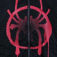 Image of Spider-Man: Into the Spider-Verse Hooded Jacket for Boys # 3