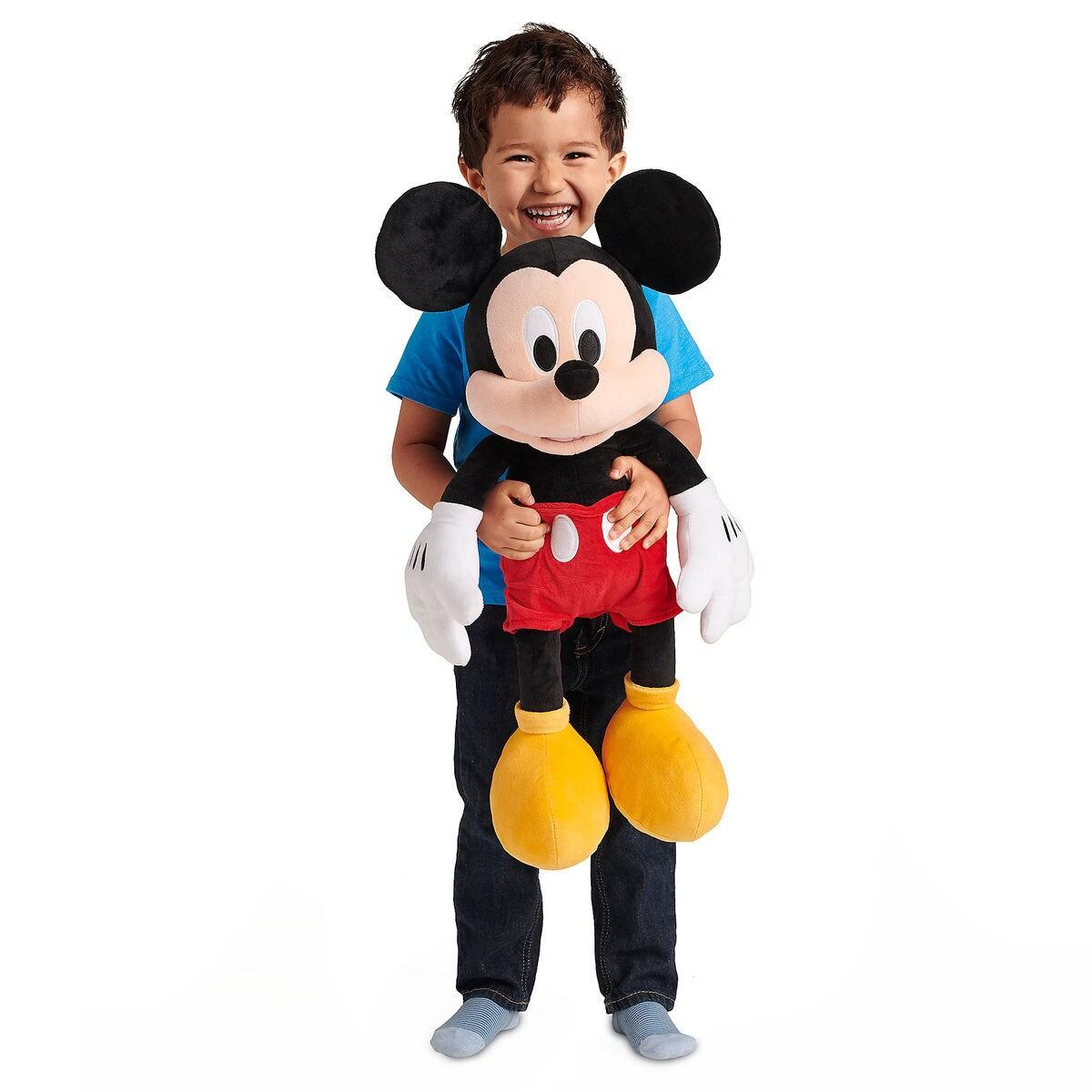 Mickey Mouse Plush Large Shopdisney