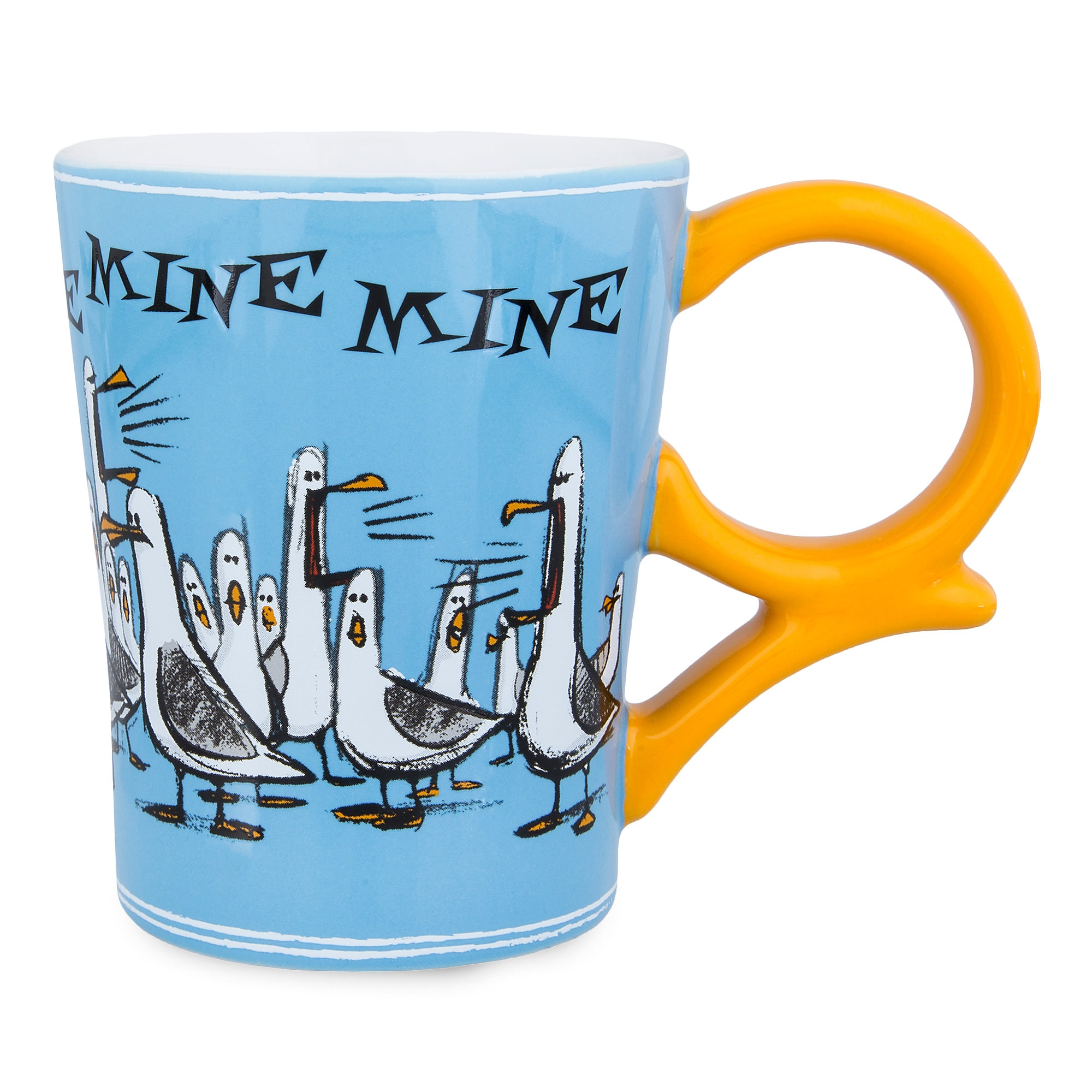 Finding Nemo Seagulls ''Mine Mine Mine Mine'' Mug