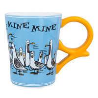 Image of Finding Nemo Seagulls ''Mine Mine Mine Mine'' Mug # 1