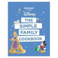 Image of Disney The Simple Family Cookbook # 1