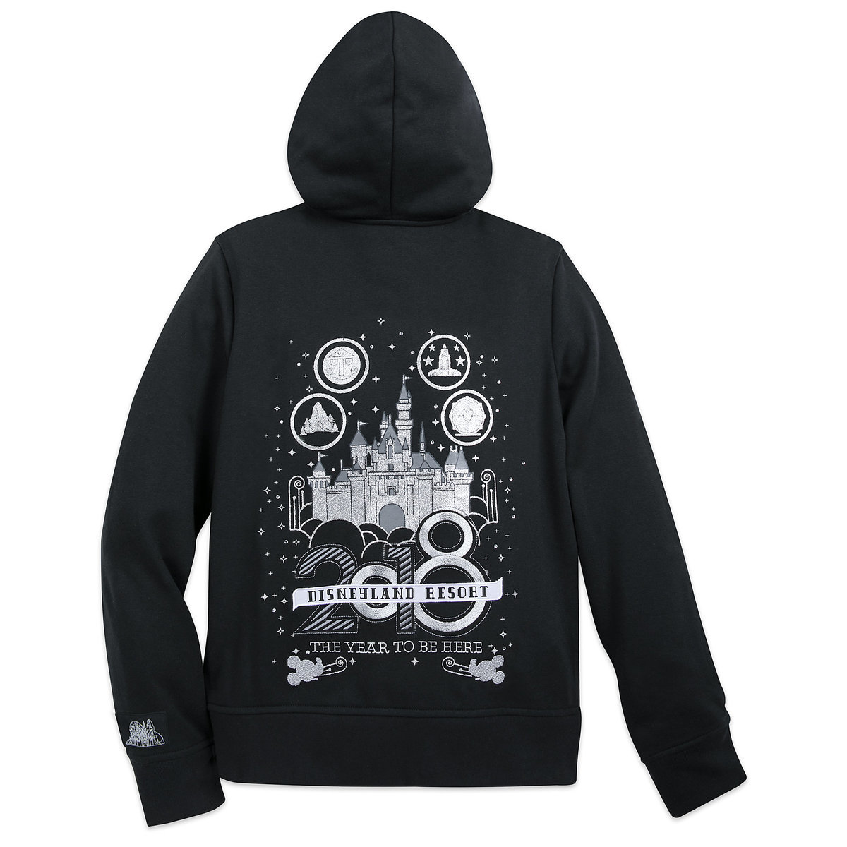 770c44f83ae3 Product Image of Disneyland 2018 Hoodie for Women   2