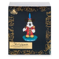 Image of Mickey Mouse Through the Years Sketchbook Ornament Set - The Band Concert - March - Limited Release # 5