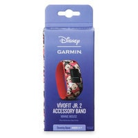 Image of Minnie Mouse Garmin vivofit jr. 2 Accessory Stretchy Band # 4