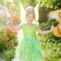 Image of Tinker Bell Costume for Kids # 2