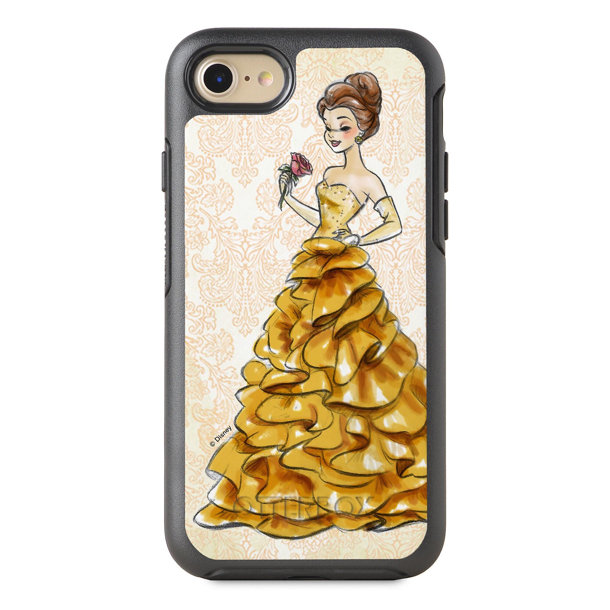 Belle iPhone 8/7 Case - Art of Princess Designer Collection