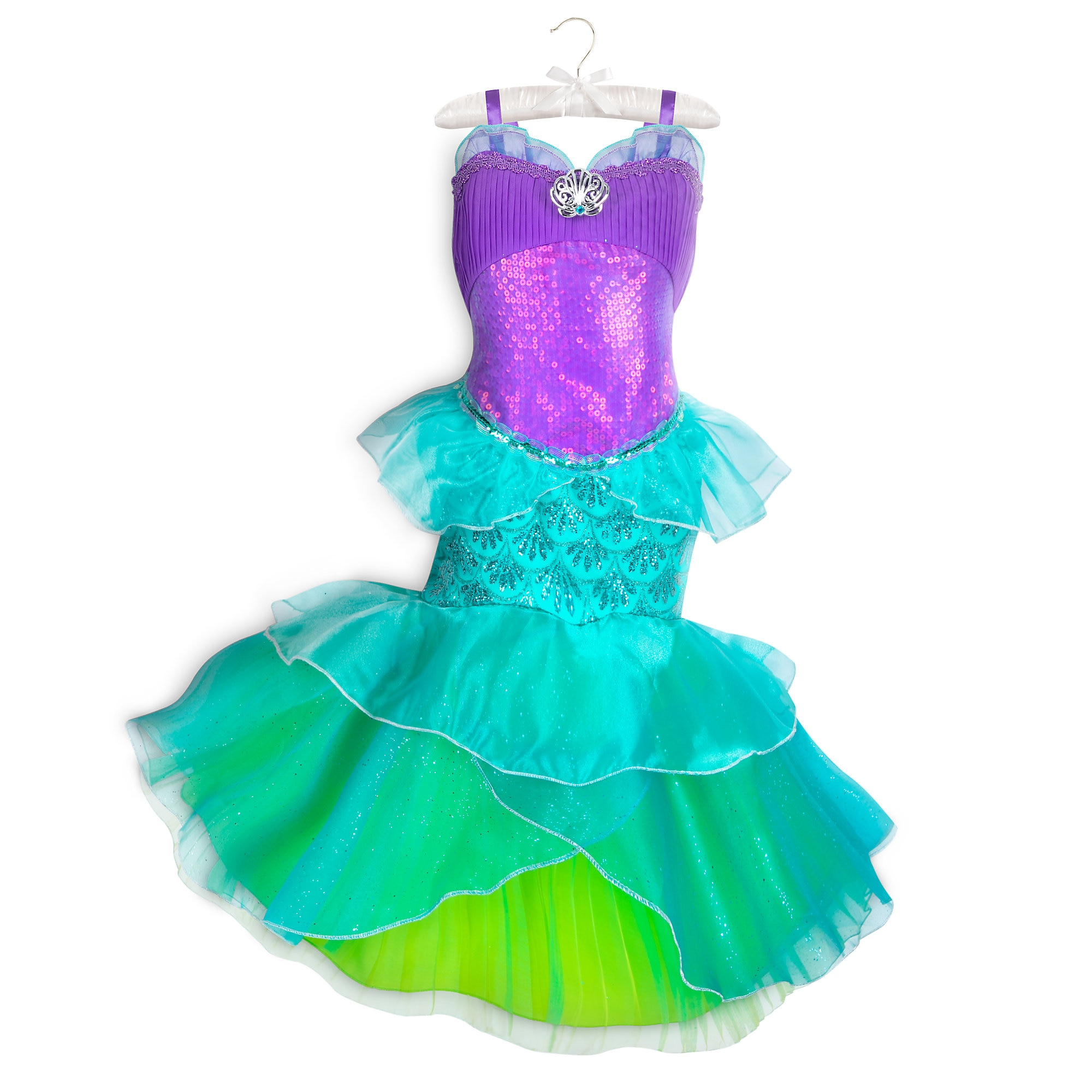 Thumbnail Image of Ariel Costume for Kids - The Little Mermaid # 1  sc 1 st  shopDisney & Ariel Costume for Kids - The Little Mermaid | shopDisney