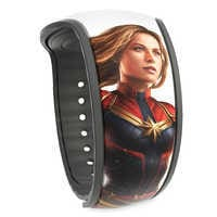 Image of Marvel's Captain Marvel MagicBand 2 - Marvel's Avengers: Endgame # 1