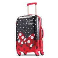 샵디즈니 Disney Minnie Mouse Bow Luggage - American Tourister - Small