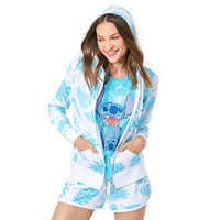 Image of Stitch Zip Hoodie for Women # 2