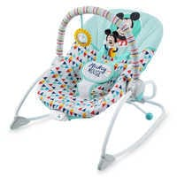 Image of Mickey Mouse Infant to Toddler Rocker by Bright Starts # 1