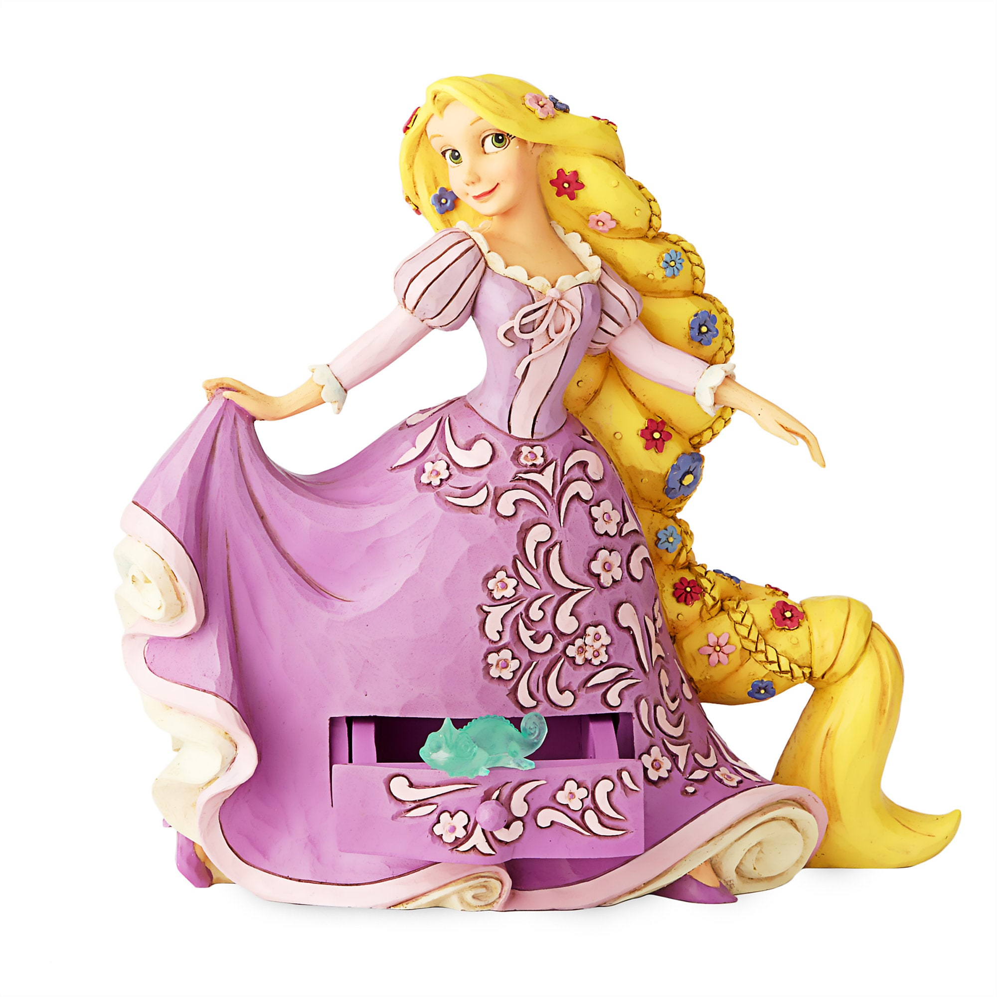 Rapunzel ''Rapunzel's Secret Charm'' Figure by Jim Shore