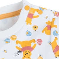 Image of Winnie the Pooh Romper and Bib Set for Baby # 5