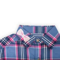 Image of Bo Peep Flannel Shirt for Adults by Cakeworthy - Toy Story 4 # 3
