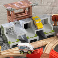 Image of Cars 3 Thunder Hollow Track Set by KidKraft # 4