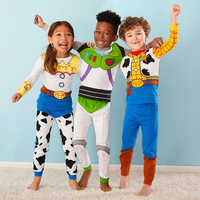 Image of Buzz Lightyear Costume PJ PALS for Boys # 7