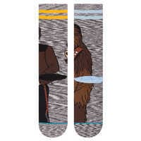 Image of Han Solo and Chewbacca Kessel Run Socks by Stance for Adults - Solo: A Star Wars Story # 3