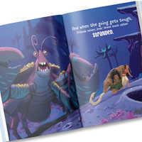 Image of Moana and Maui Meet You Book - Hardback - Personalizable # 2