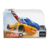 Image of Raoul ÇaRoule Pull 'N' Race Die Cast Car - Cars # 4