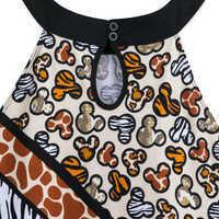 Image of Mickey Mouse Animal Print Dress for Girls - Disney's Animal Kingdom # 3