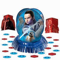Image of Star Wars: The Last Jedi Party Table Decorating Kit # 1