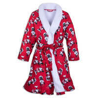 Image of Minnie Mouse Robe for Women # 1