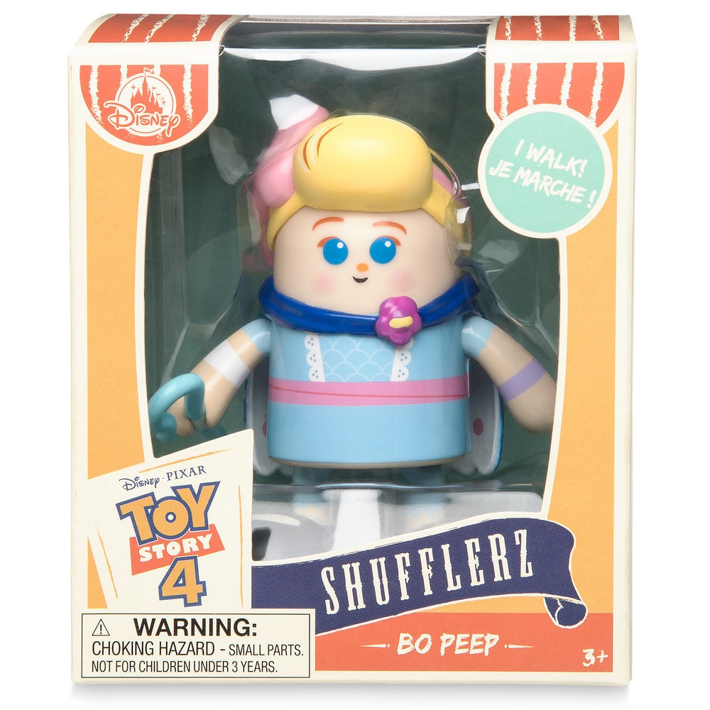 Bo Peep Shufflerz Walking Figure - Toy Story 4 Official shopDisney