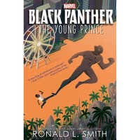 Image of Black Panther: The Young Prince Book # 1