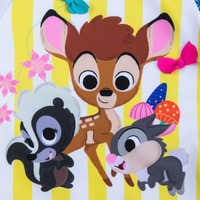 Image of Bambi Rash Guard Swim Set for Girls - Disney Furrytale friends # 5