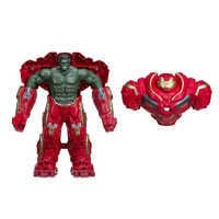 Image of Hulk Out Hulkbuster Action Figure by Hasbro - Marvel's Avengers: Infinity War # 2