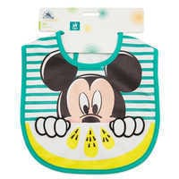 Image of Mickey Mouse Bib for Baby # 2