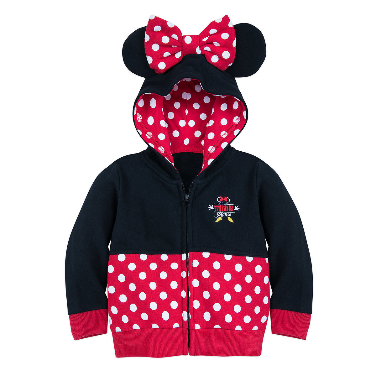 0afd652a1 Product Image of I Am Minnie Mouse Zip-Up Hoodie for Baby # 1