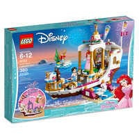 Image of Ariel's Royal Celebration Boat Playset by LEGO # 2