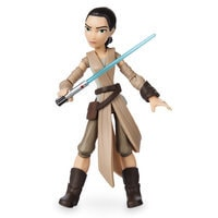 Image of Rey Action Figure - Star Wars Toybox # 1