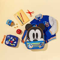 Image of Mickey Mouse Backpack for Kids - Personalized # 7